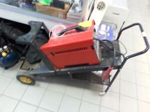 Astro Power Powermig 110 mig Welder with trolly. We sell used tools. (#44389)