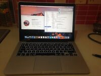"Macbook Pro Retina 13"" Early 2015 i7 3.1GHZ - 16GB DDR3 - 1TB SSD - Apple Care Protection"