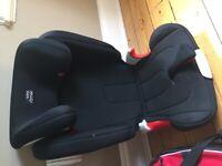 GREAT condition Britax Romer Kidfix II XP SICT Car Seat BLACK