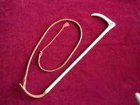 Child's Swaine Adeney & Brigg Hunting whip and leash