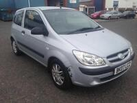 HYUNDAI GETZ GSI LONG MOT STARTS AND DRIVES PERFECT EXCELLENT FOR NE DRIVERS