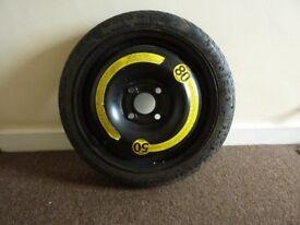Spare Wheel, Tyre, Car Jack, Spare Tyre