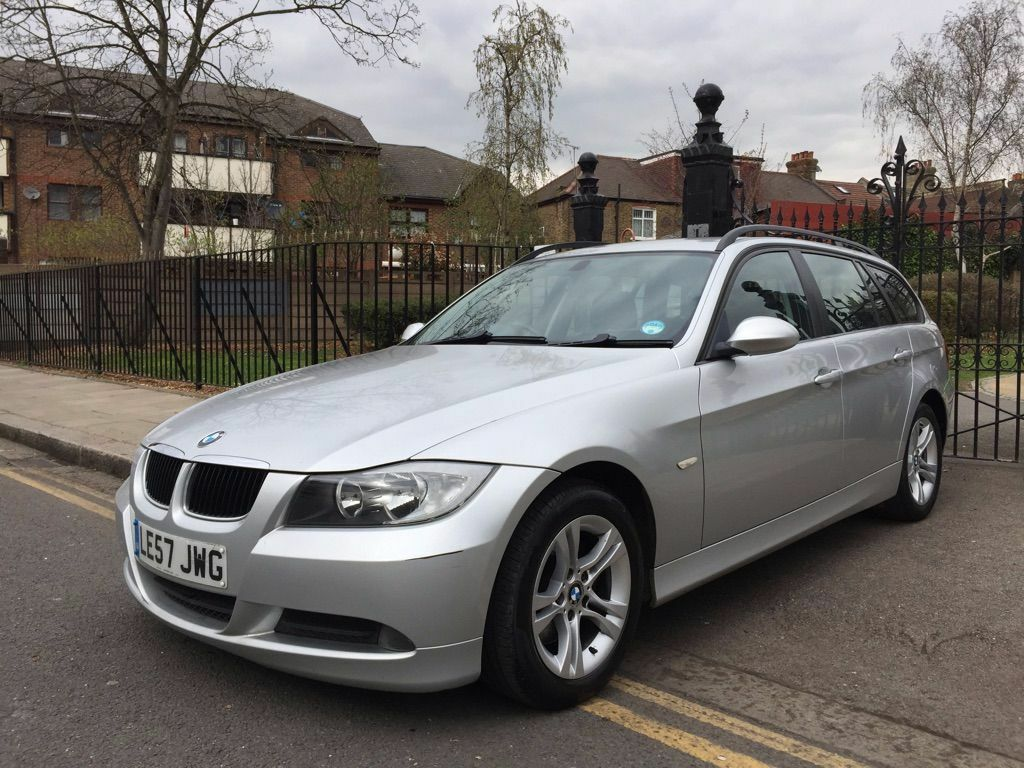 2008 bmw 320d 3 series diesel estate full service history 2 keys great condition only 4250. Black Bedroom Furniture Sets. Home Design Ideas