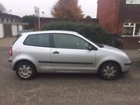 Volkswagen Polo for sale - spares or repair