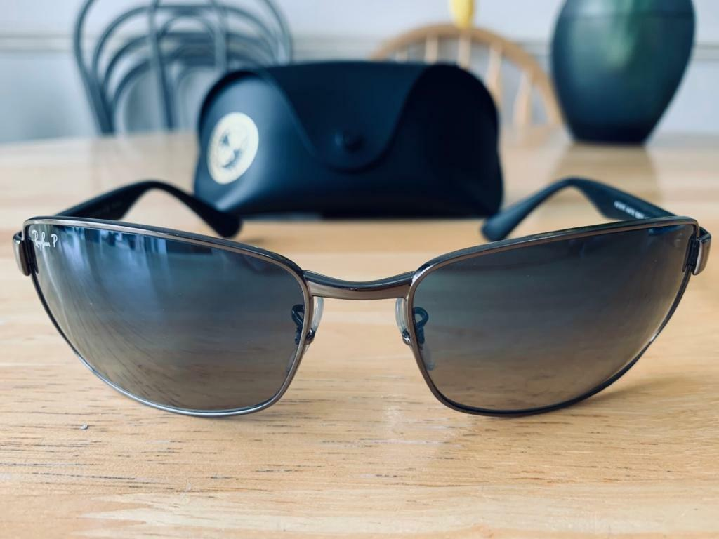 b9a52d9e180a3 Used   In Good Condition Ray Ban RB3478 RayBan