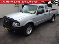 2011 Ford Ranger XL, Extended Cab, Manual,