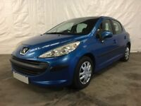 2007 Peugeot 207 1.4 S Hatchback 5dr **Full Years MOT**