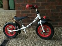 Boys balance bike Excellent condition Comes with original box and tags Hardly used