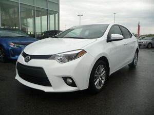 2014 Toyota Corolla * LE * CUIR * TOIT * MAGS * BLUETOOTH *