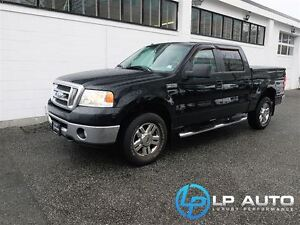 2008 Ford F-150 XLT SuperCrew! $0 Down Financing!