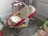 Tiny love baby seat 3 in 1 nearly new!