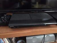 PS3 ULTRASLIM 250GB + 26 GAMES + Wheel Ferrari + PS Move + PS Camera