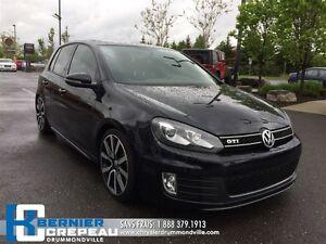 2012 Volkswagen Golf GTI 5 Portes **TOIT OUVRANT+ SEGES CHAUFFAN