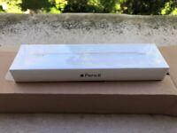 brand new iPad pencil 2nd generation