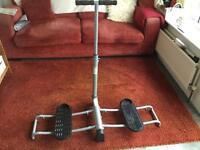Leg Master exercise machine