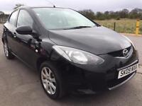 SALE! Bargain Mazda 2, full years MOT cheap tax and insurance