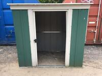 Metal shed with free delivery within 10 miles