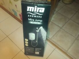 Mira electric shower (new)