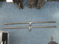 JB Systems 1.5 Metre Lighting T-Bars x2