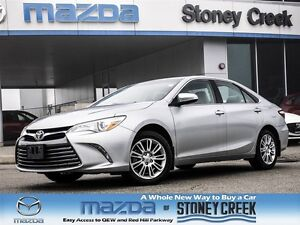 2015 Toyota Camry LE - Keyless, Heated Seats, B/T, ACCIDENT FREE