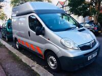 Vauxhall Vivaro 2.0 CDTI 2900 Panel Van 4dr HIGH ROOF SWB LWB not sprinter transporter transit