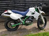 Kawasaki klx 650 c 1994 Project