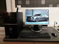 DELL VOSTRO PC ATI HD 3450 WIN 7 3GB RAM 570GB HDD C2D 2.80GHZ X2