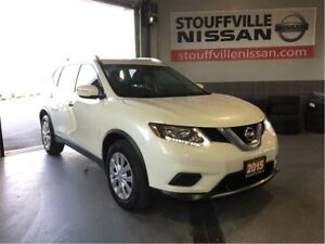 Nissan Rogue s back up camera and bluetooth 2015