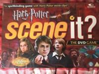 Harry Potter Scene it Board Game