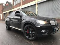 BMW X6 2008 3.0 35d Station Wagon Auto xDrive 5 door FULLY LOADED, SAT NAV, CAMERA