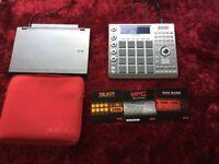 Akai mpc studio+laptop