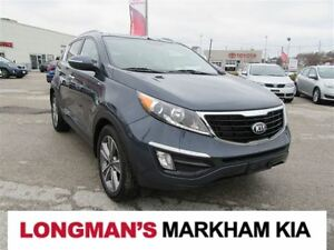 2014 Kia Sportage SX Luxury Navigation