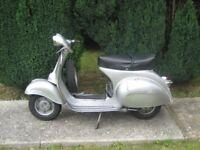 Vespa Sprint 125 1963