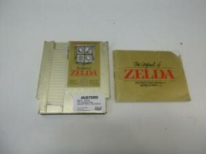 The Legend Of Zelda For Nintendo Entertainment System - We Buy And Sell Old Gen Games/Consoles - 6525 - CH312405