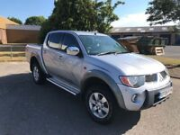 2006 Mitsubishi l200 2.5 animal 12 months mot/3 months parts and labour warranty