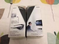 Sony 3d glasses tdg-br250 x 2