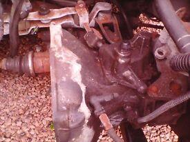Corsa c 1lt 2001 gearbox