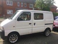Suzuki carry van