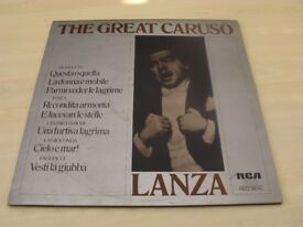 Album: Mario Lanza. The Great Caruso.