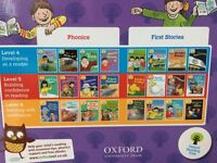 OXFORD READING TREE - BIFF, CHIP AND KIPPER LEVELS 4 - 6 BOXSET