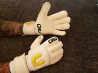 Goalkeeper Gloves Size 9 New!
