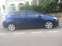 PCO ready Toyota Prius T-Spirit cars to hire. New model and shape. Call Imran 07921706740