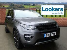 Land Rover Discovery Sport SD4 HSE LUXURY (grey) 2015-05-08