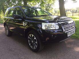 Land Rover FREELANDER 2 2.2 TD4e Sport LE 4x4 5dr 114500 miles