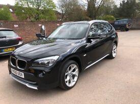 BMW X1 Sport black low mileage