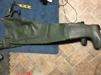 Child's chest waders