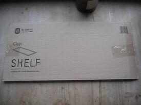 Glass shelf's Ikea x 2