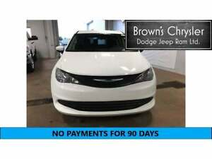2018 Chrysler Pacifica L Third ROW Stow N GO Seating