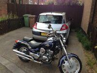 Amazing Daelim Daystar 125cc Motorbike for Sale! Great City Motorbike.