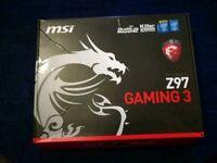 MSI Z97 GAMING 3 ATX SOCKET 1150
